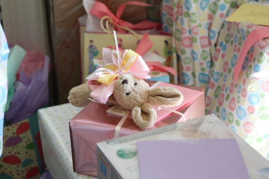 A Baby Shower Luncheon - © Melissa O'Connor-Arena