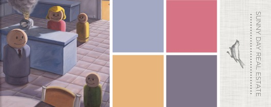 Sound in Color: Sunny Day Real Estate - Diary