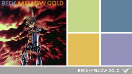Sound in Color: Beck-Mellow Gold