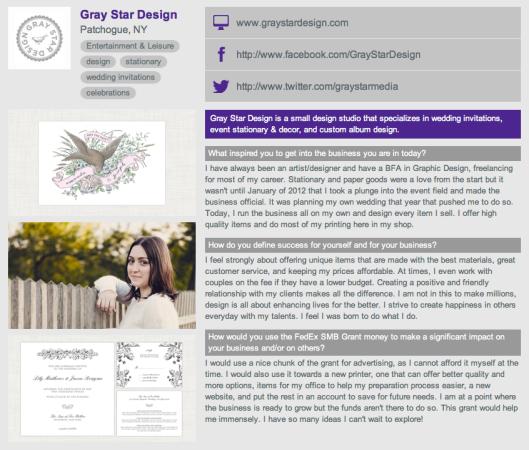 Vote for Gray Star Design!