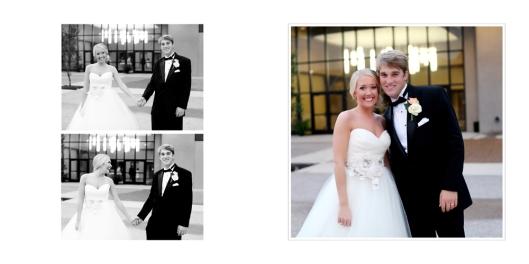 Claire + Parker - Wedding Album