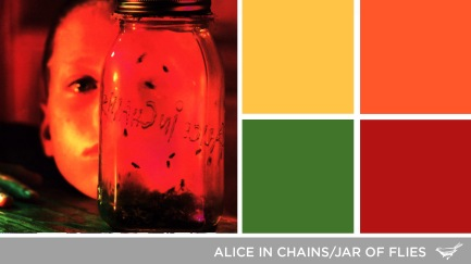 Sound in Color: Alice in Chains-Jar of Flies
