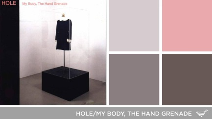 Sound in Color: Hole-My Body, the Hand Grenade