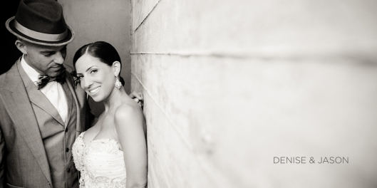 Denise + Jay - Wedding Album