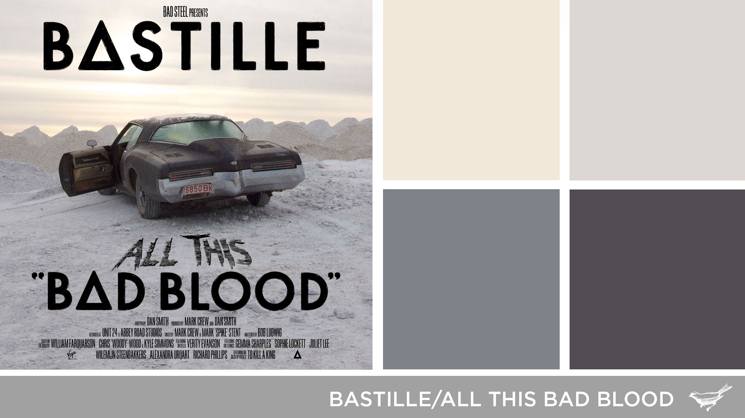 Sound In Color Bastille All This Bad Blood The Design