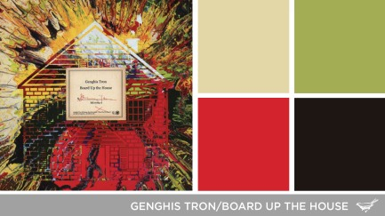 Sound in Color: Genghis Tron - Board Up the House