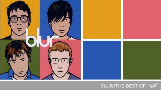 Sound in Color: Blur-The Best of Blur