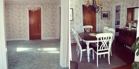 Renovation Recap - Dining Room