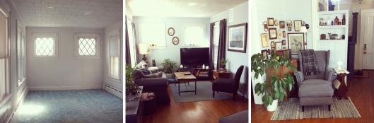 Renovation Recap - Living Room
