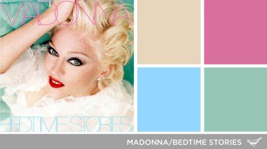 Sound in Color: Madonna-Bedtime Stories