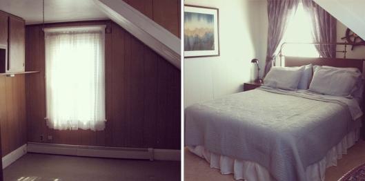 Renovation Recap - Master Bedroom