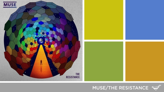 Sound in Color: Muse-The Resistance