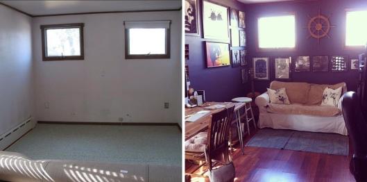 Renovation Recap - Office