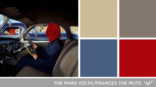 Sound in Color: The Mars Volta-Frances the Mute