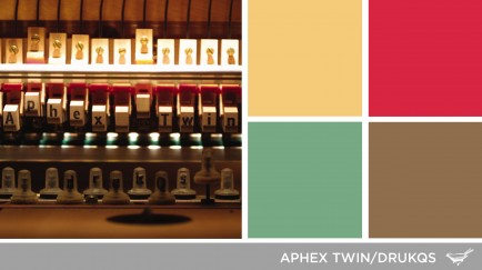 Sound in Color: Aphex Twin-Drukqs