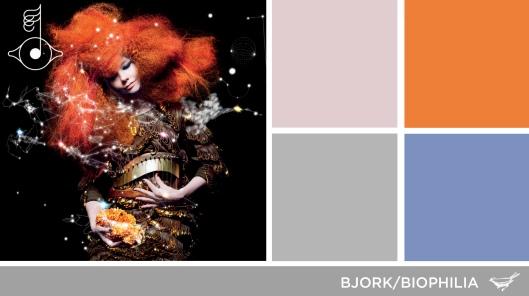 Sound in Color: Bjork-Biophilia