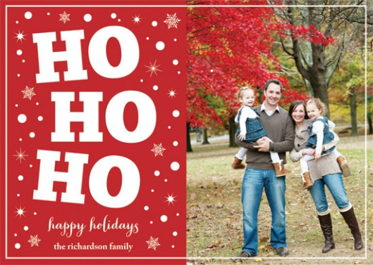 Minted Holiday Photo Challenge 2014 - © Melissa O'Connor-Arena