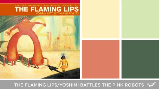 Sound in Color: The Flaming Lips-Yoshimi Battles the Pink Robots