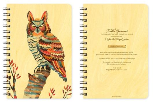 Dolan Geiman + Night Owl Paper Goods is Here!