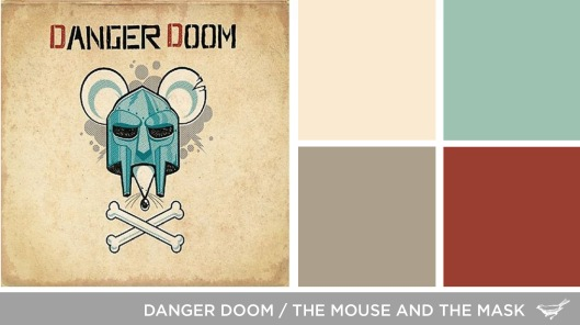 Sound in Color: Danger Doom-The Mouse and the Mask