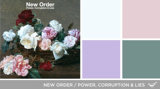 Sound in Color: New Order-Power, Corruption and Lies