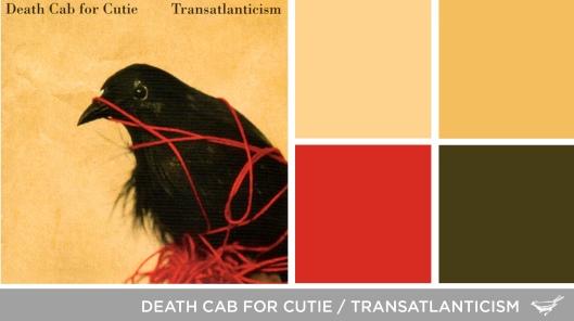 Sound in Color: Death Cab for Cutie-Transatlanticism