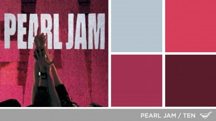 Sound in Color: Pearl Jam-Ten
