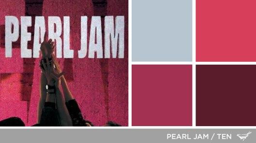 Sound in Color: Pearl Jam-Ten