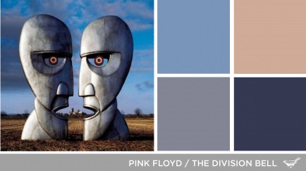 Sound in Color: Pink Floyd-The Division Bell