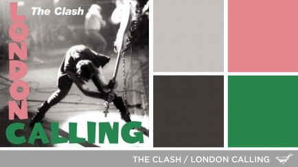 Sound in Color: The Clash-London Calling