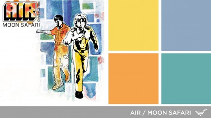 Sound in Color: Air-Moon Safari