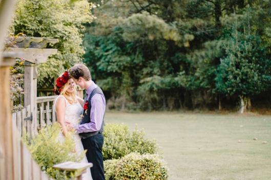 Autumn Backyard Wedding Inspiration