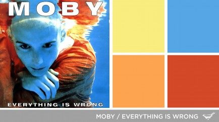Sound in Color: Moby-Everything is Wrong