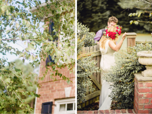 Autumn Backyard Wedding Inspiration