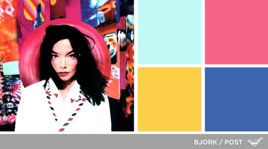 Sound in Color: Bjork-Post
