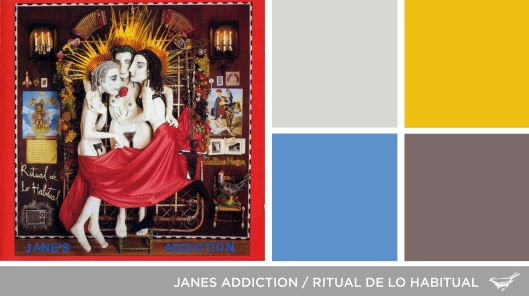 Sound in Color: Janes Addiction-Ritual de lo Habitual
