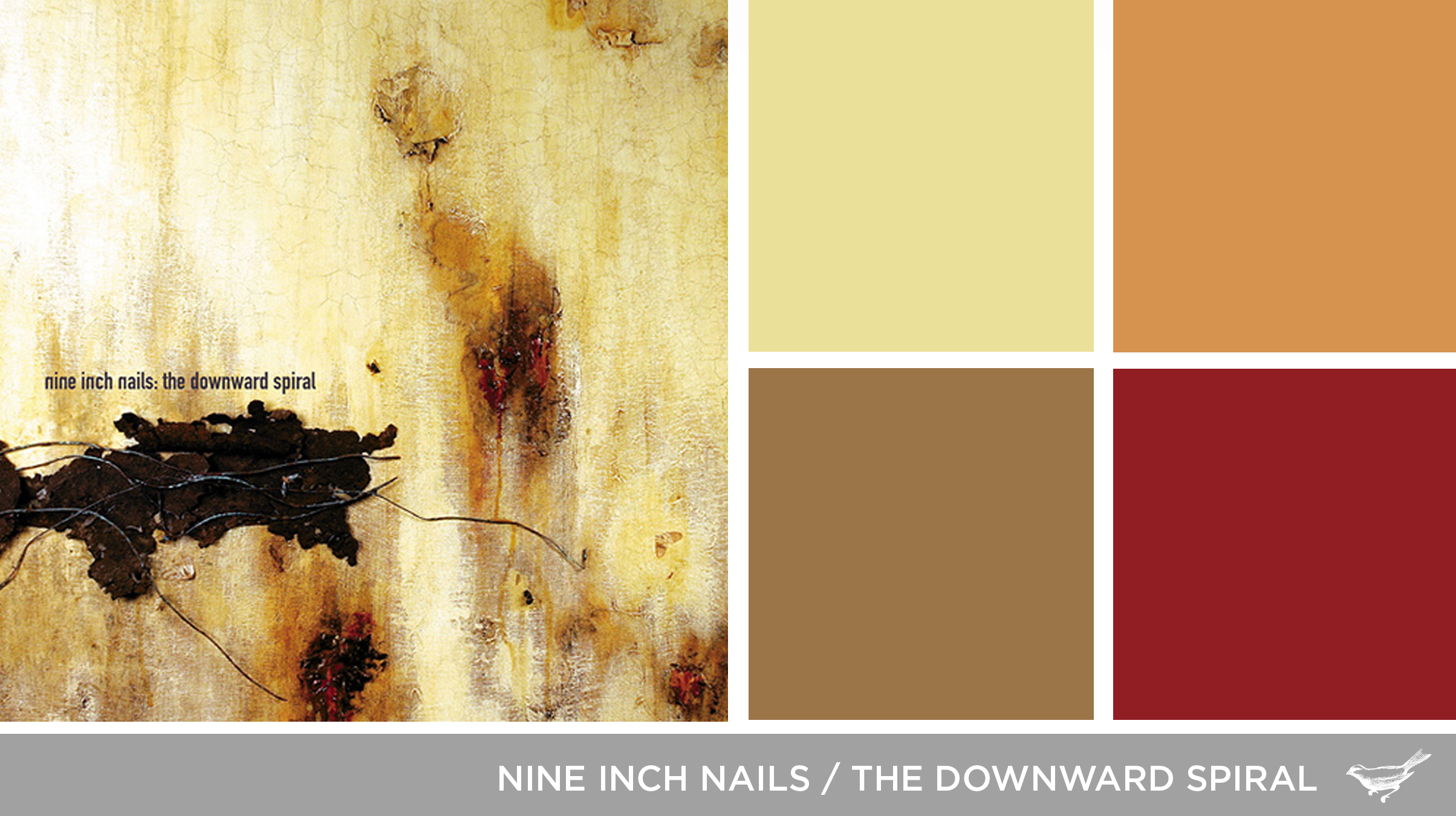 Sound in Color: Nine Inch Nails-The Downward Spiral | The Design ...