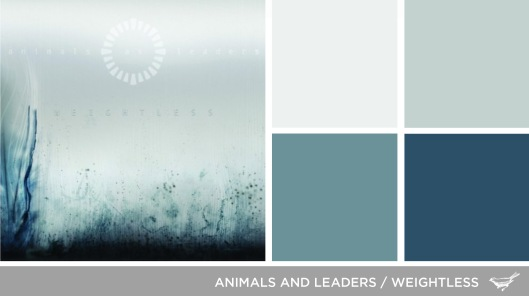 Sound in Color: Animals and Leaders-Weightless