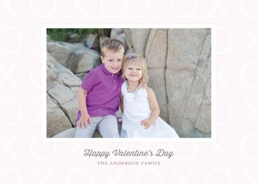 Minted Valentine's Challenge 2014 - XO Background