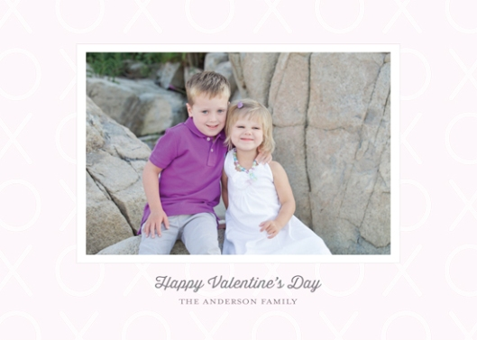 Minted Valentine's Challenge 2014 - XO Background