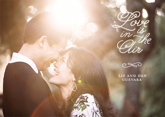 Minted Valentine's Challenge 2014 - Airy Love