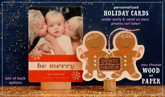 A Hoot of a Holiday Card Contest