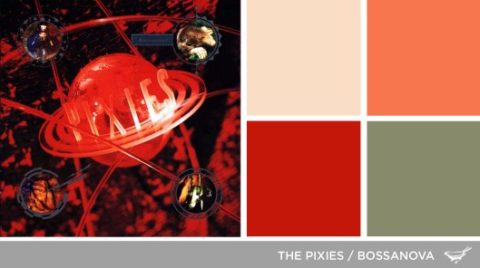 Sound of Color: The Pixies-Bossanova