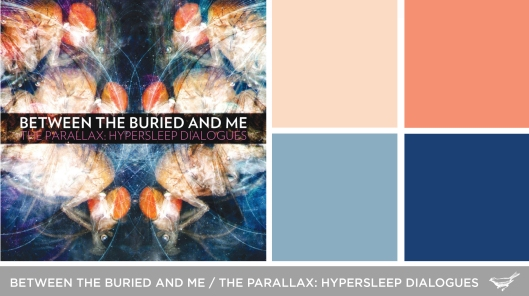 Sound in Color: Between the Buried and Me - The Parallax: Hypersleep Dialogues