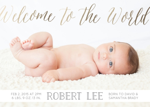 Welcome to the World Minted Challenge - A Golden Welcome
