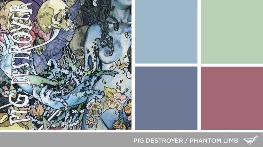 Sound in Color: Pig Destroyer-Phantom Limb