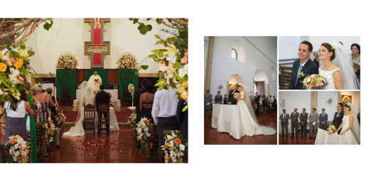 Katherine + Carlos - Wedding Album