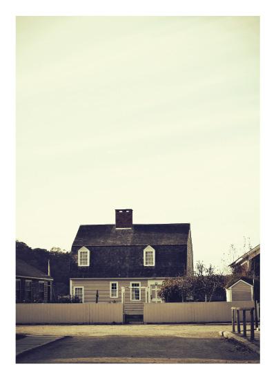 Village Cottage by Gray Star Design