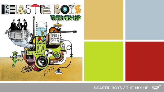 Sound in Color: Beastie Boys-The Mix-Up
