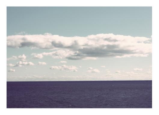 The Calm Sea by Gray Star Design